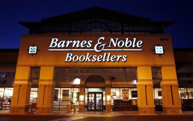 A Barnes & Noble book store is seen in Encinitas, California