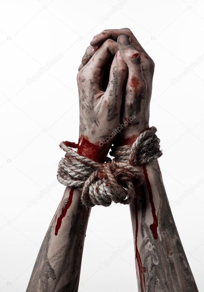 bloody rope one